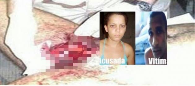 Resultado de imagem para imagens de Mulher corta o pênis do marido após descobrir que ele estuprou a sua filha de 6 anos